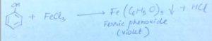 Phenol Salt Analysis